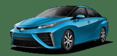 New Toyota Mirai in La Crescenta