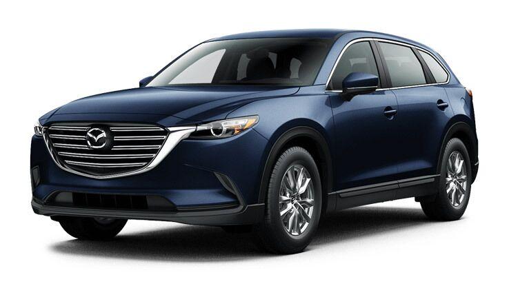New Mazda CX-9 near Birmingham