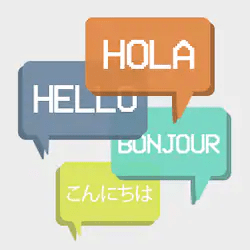 Get help in non-English languages