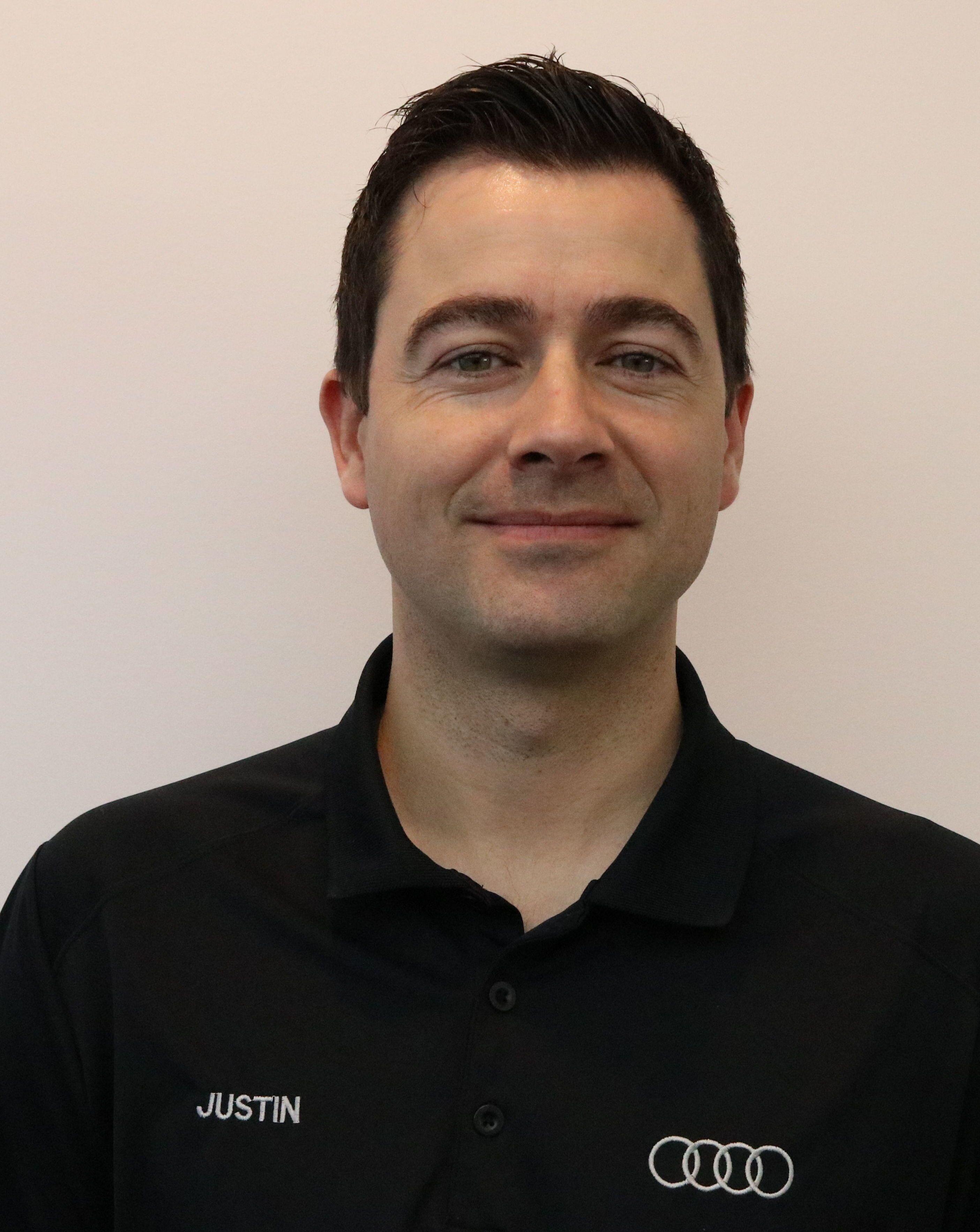 Justin Hodgins, Audi Sport Specialist in Windsor Ontario