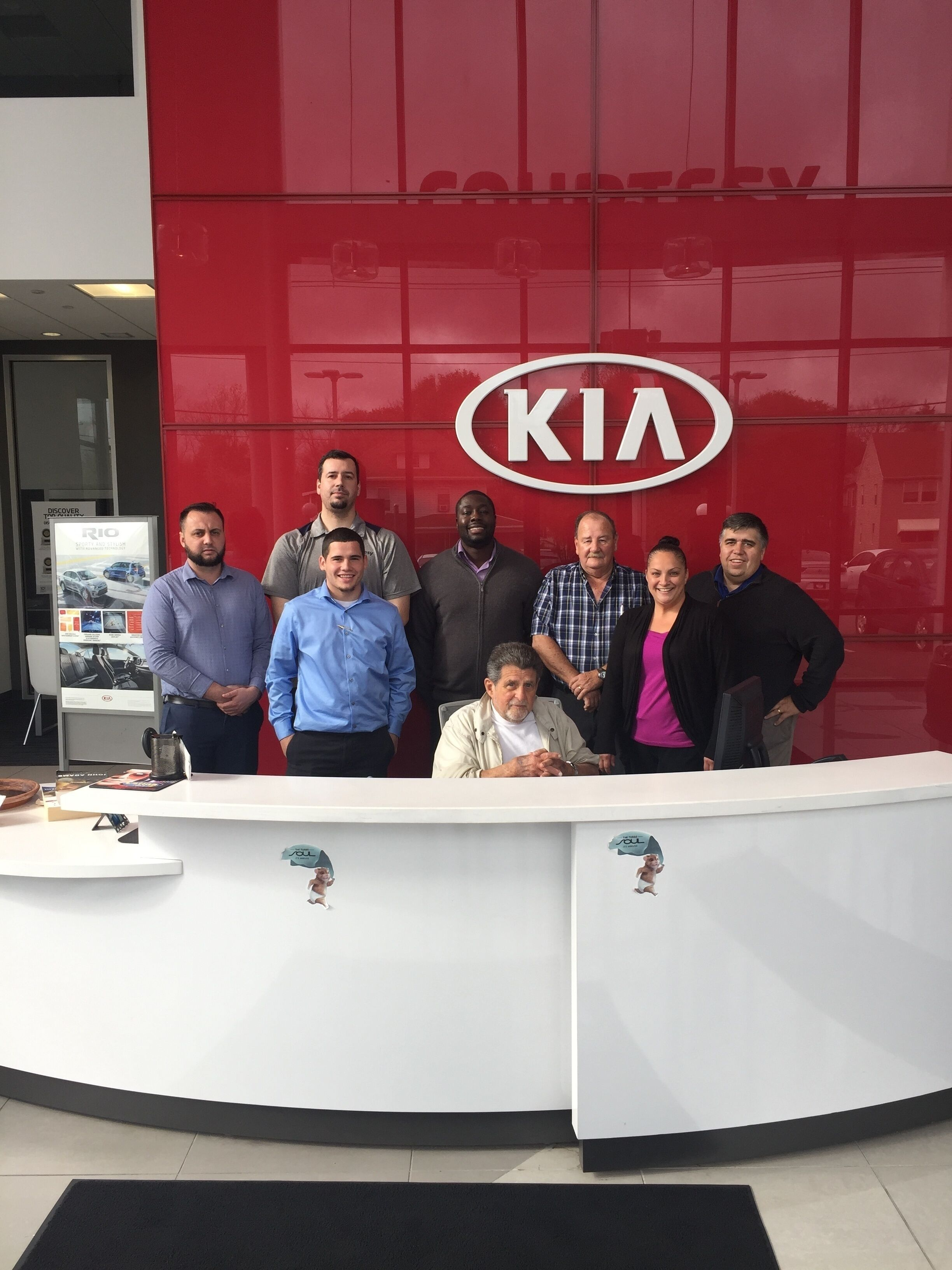 Kia Sales Team