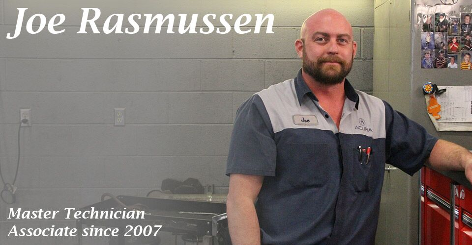 Joe Rasmussen