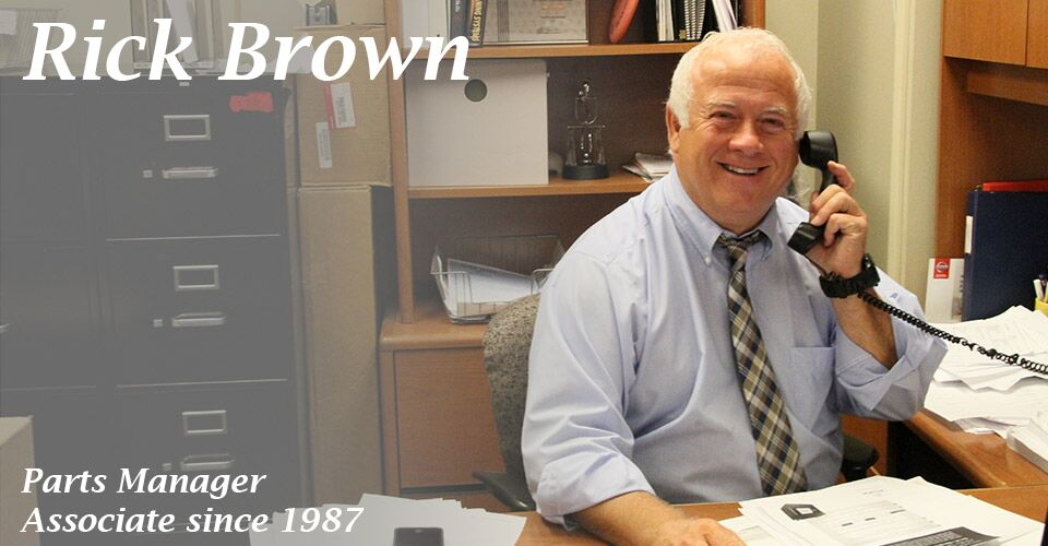 Rick Brown