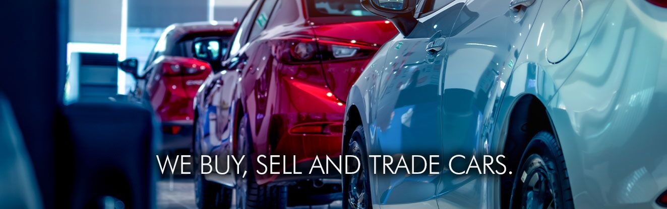 We Buy, Sell and Trade