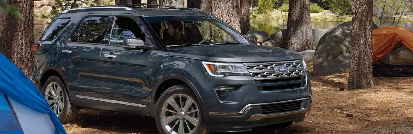 2018 Ford Explorer Limited Edmonton, AB