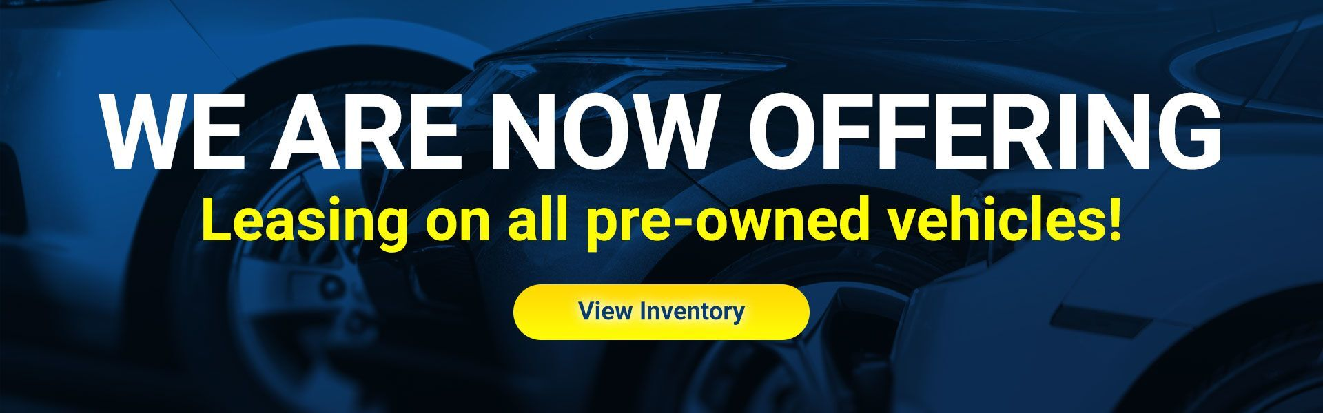 preowned vehicles