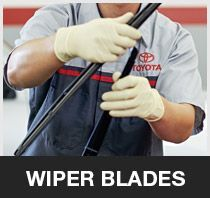 Toyota Wiper Blades in Warsaw, IN