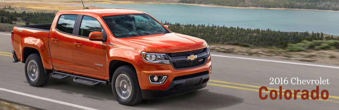 2016 Chevy Colorado Duramax