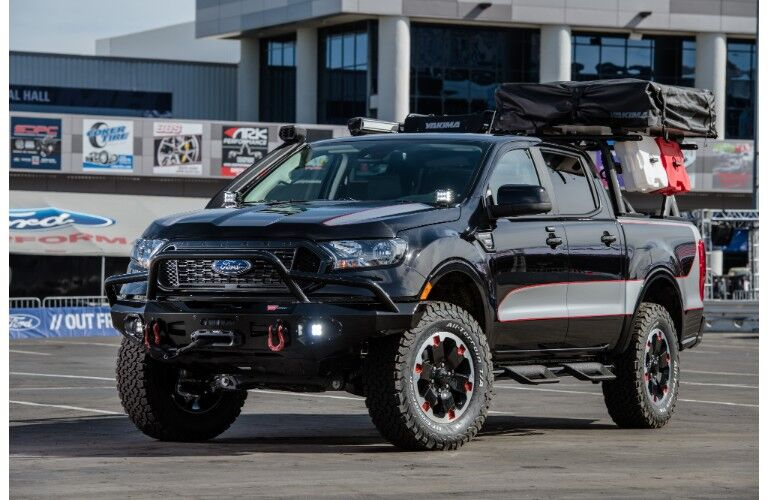 2018 Ford Ranger SEMA performance design