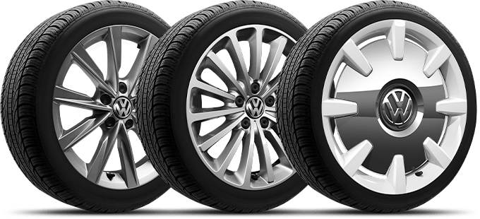 2019 Beetle Convertible wheels