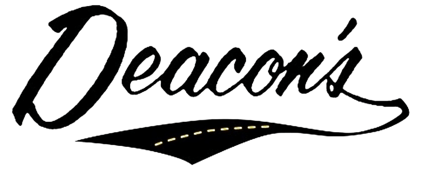 Deacon's Chrysler Dodge Jeep Ram logo