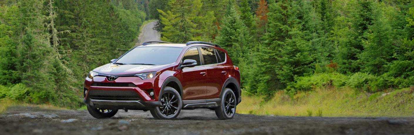 2018 Toyota RAV4 Adventure in South Burlington, VT