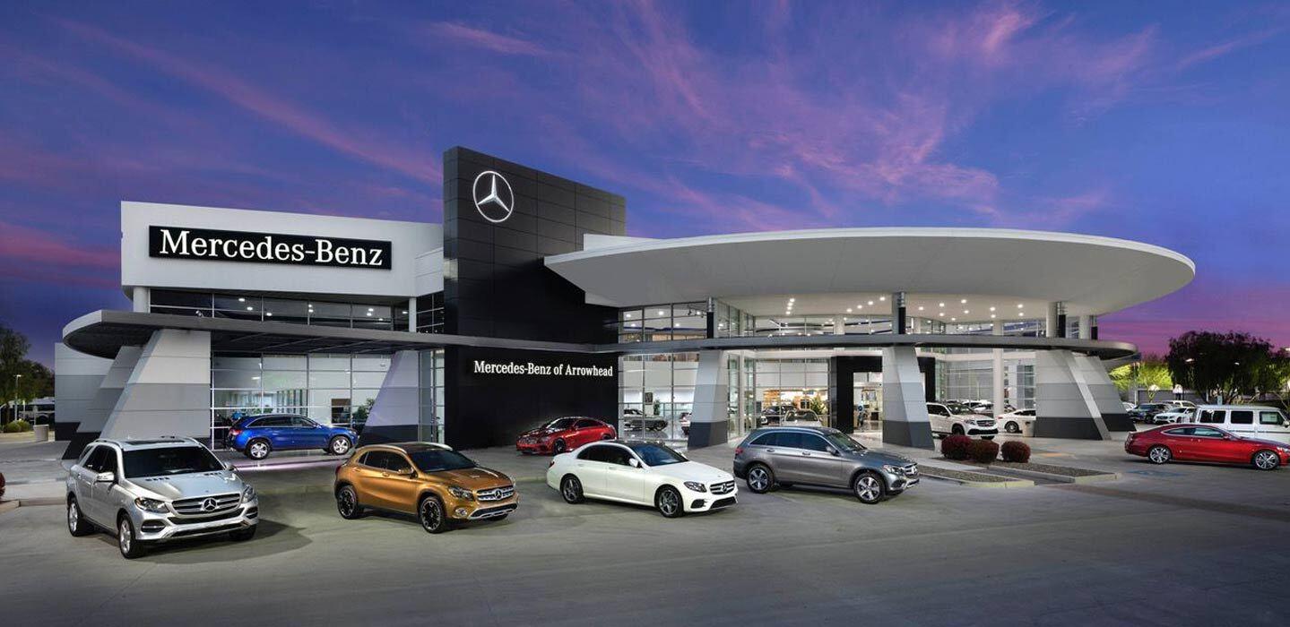 Mercedes Benz Dealership >> About Mercedes Benz Of Arrowhead In Peoria Az