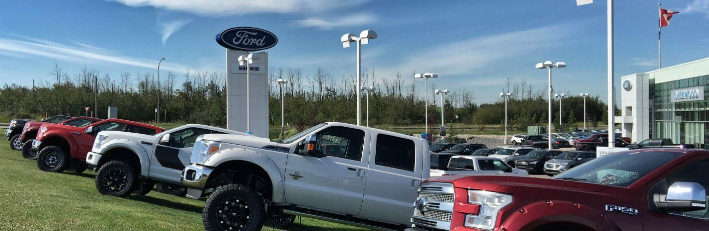 Ford dealer near Edmonton AB