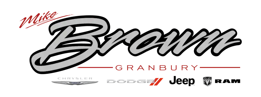 Mike Brown Chrysler Dodge Jeep Ram logo