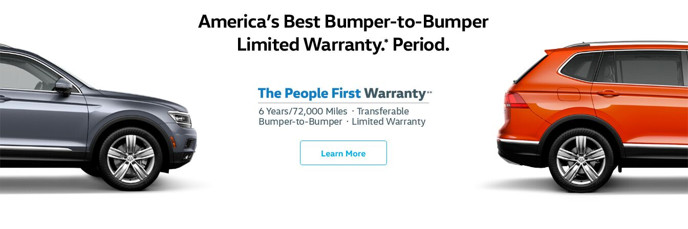 America's Best Bumper-to-Bumper Limited Warranty.