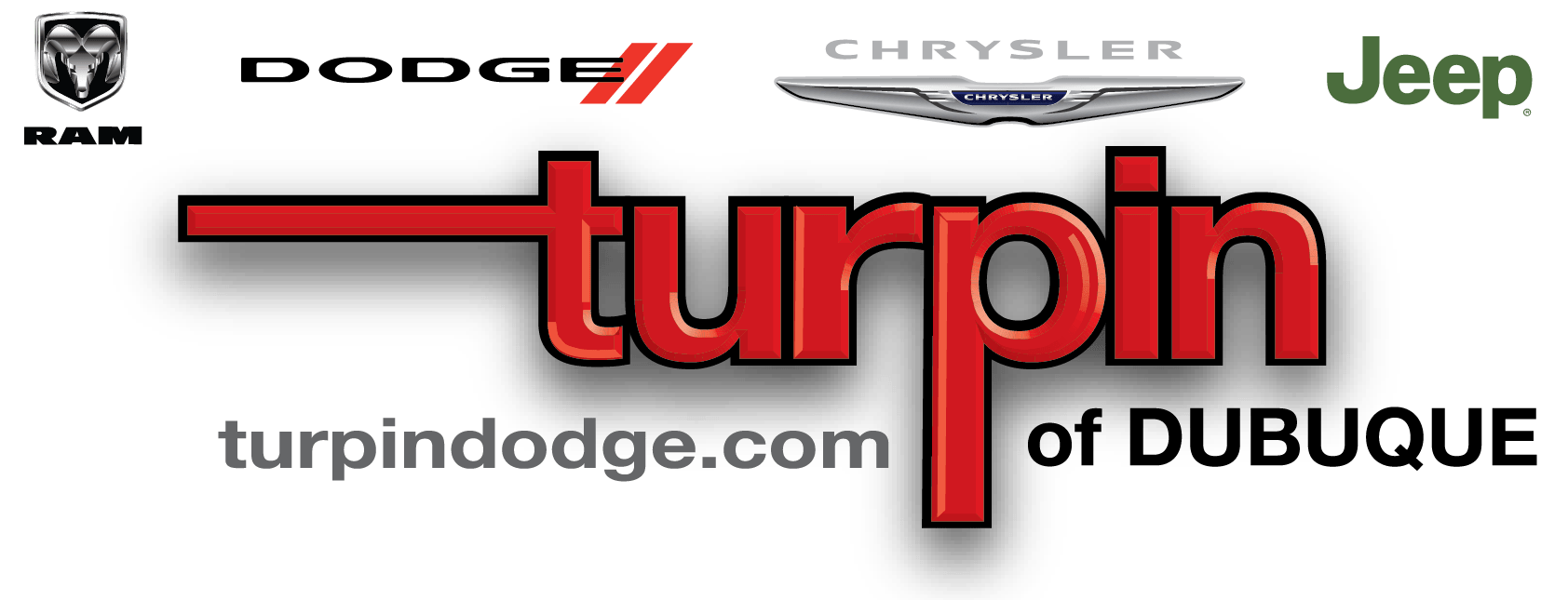 Turpin Dodge Chrysler Jeep logo