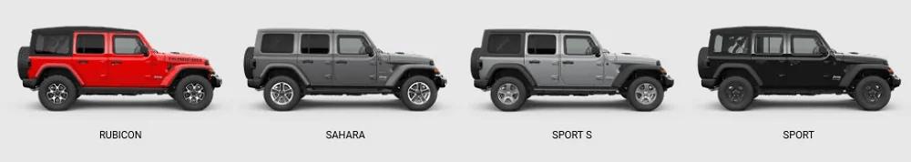 2020 Jeep Wrangler Dealer Fort Worth Arlington Cleburne Tx