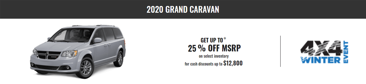 Shop Dodge Grand Caravans