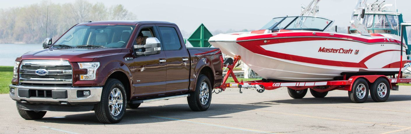 Ford Pickup Towing Capacity