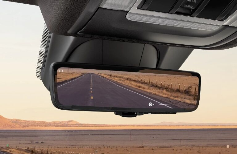 2021 RAM 3500 Rearview mirror