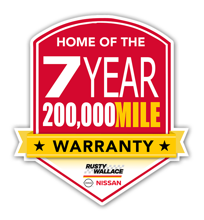 New Vehicle Warranty Badge