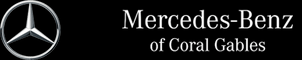 Mercedes-Benz of Coral Gables logo