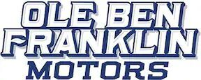 Ole Ben Franklin Motors logo