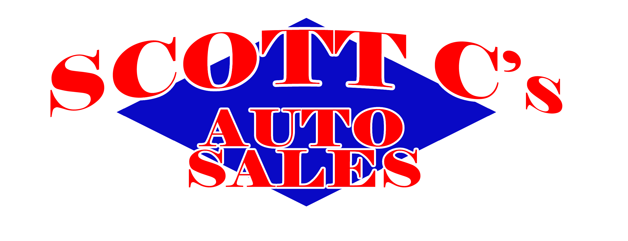 Scott C's Auto Sales logo