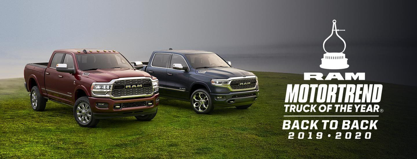 2020 Ram HD Truck of the Year