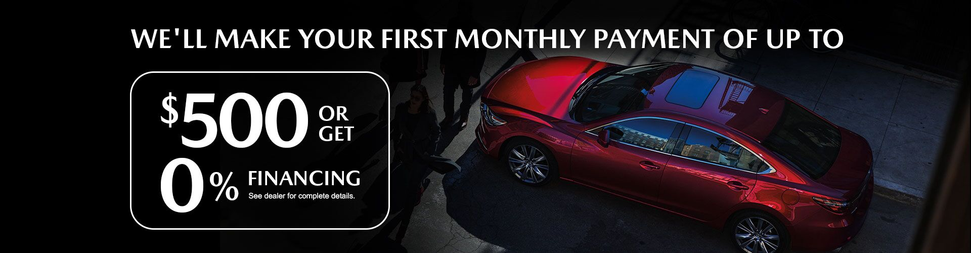 1st Monthly Payment