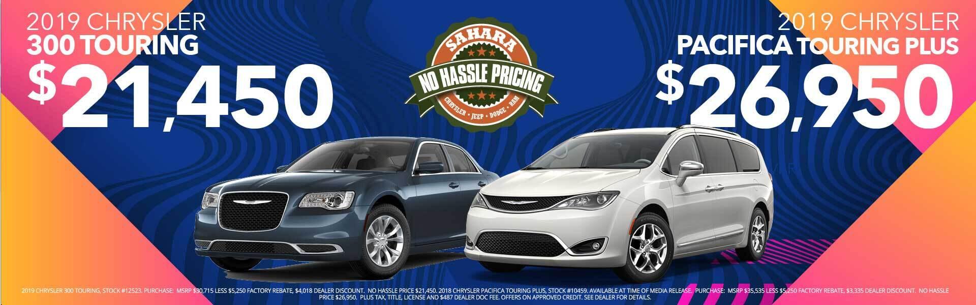 Chrysler, Dodge, Jeep, RAM Dealership Las Vegas NV | Used