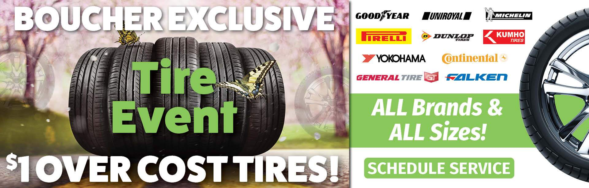 Tire Event