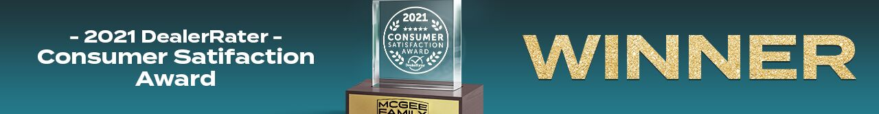 Dealer Rater - 2021 Consumer Satisfaction