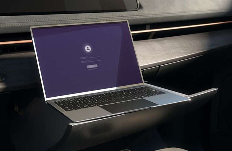 Laptop in 2022 Nissan Ariya