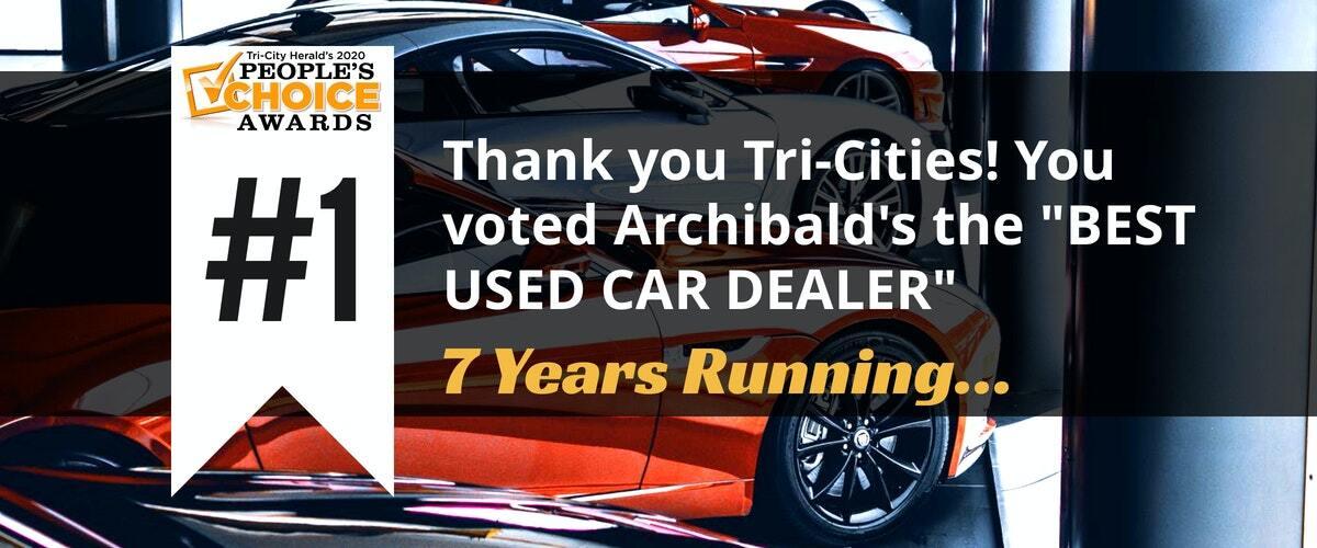 Used Vehicle Dealership Kennewick Wa Archibald S