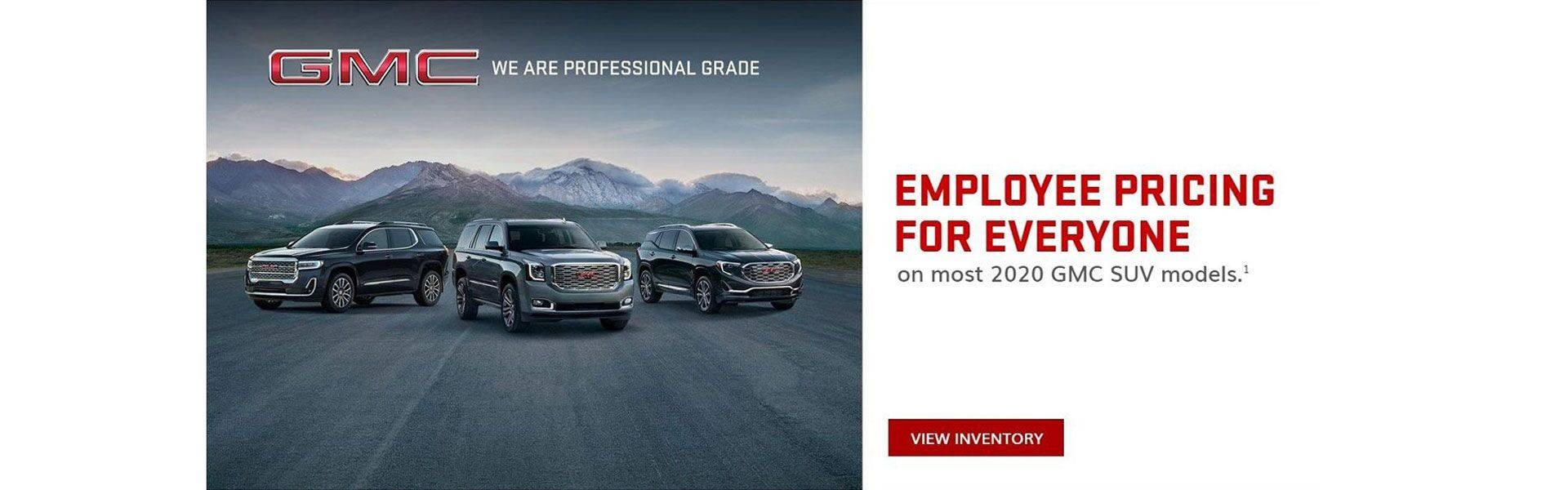 GMC Employee Pricing Carbondale