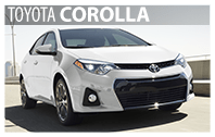 Toyota Corolla Rentals in South Burlington, VT