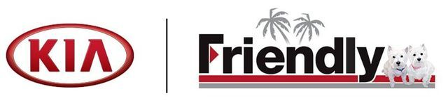 Friendly Kia logo