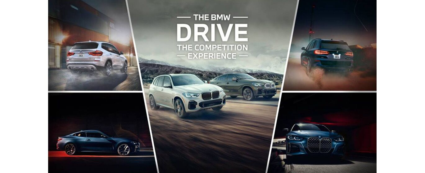 BMW Drive Competition Experience