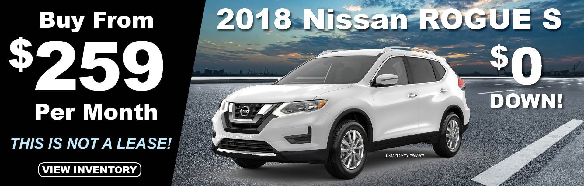 Nissan Rogue 3Rd Row >> Nissan Dealership Greenfield WI