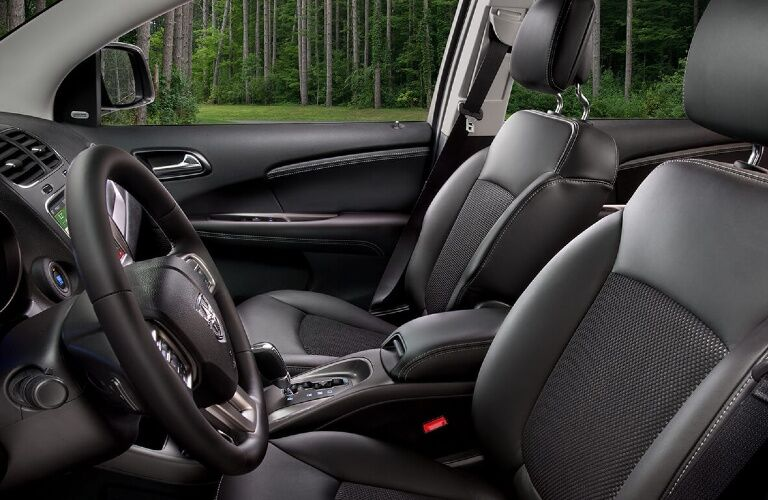 2020 Dodge Journey front seats