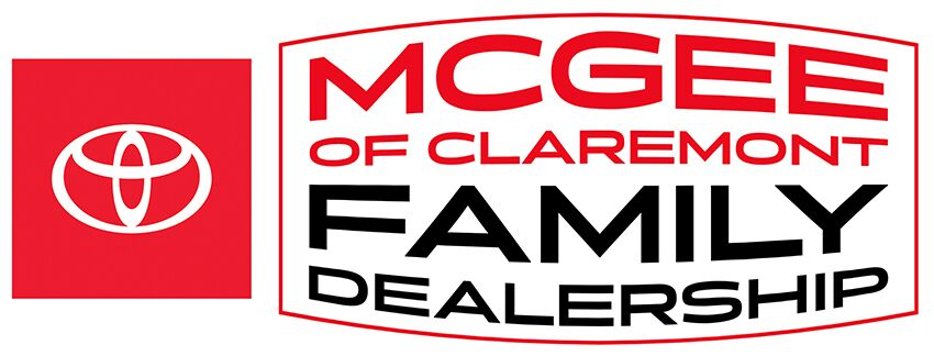 McGee Toyota of Claremont logo