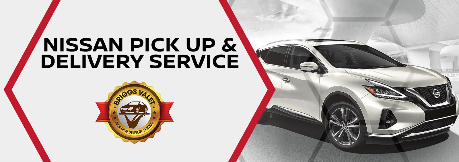 Nissan Pick Up and Delivery Service