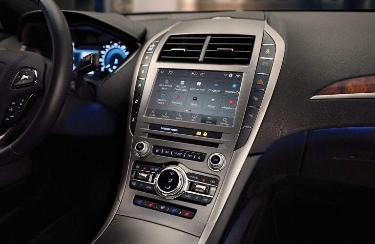 2020 Lincoln MKZ Infotainment System