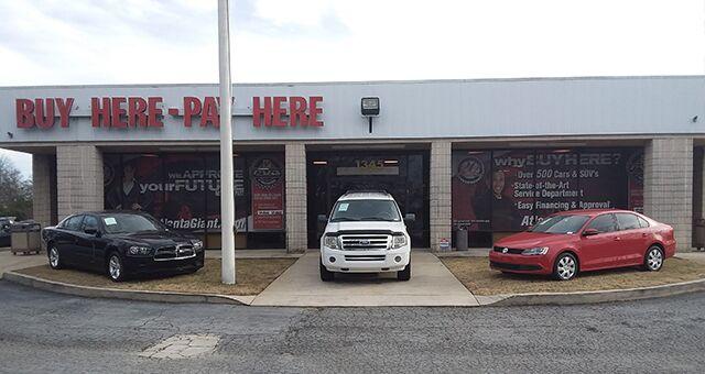 Used Vehicle Dealership Morrow GA | Pars Car Sales