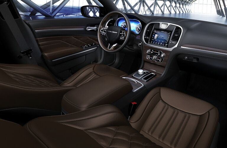 2019 Chrysler 300 Front Seats