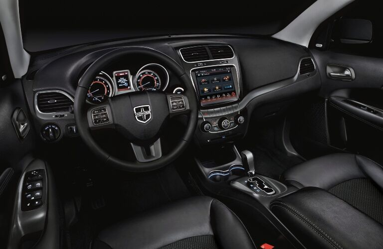 2020 Dodge Journey Dashboard