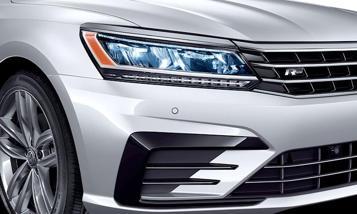 Volkswagen Passat LED Headlights