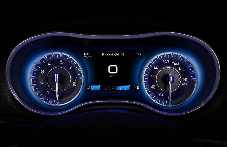 2020 Chrysler 300C Instrument Panel